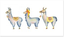 Animal Friends Art Print 185031823