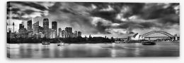 Sydney Stretched Canvas 185343805