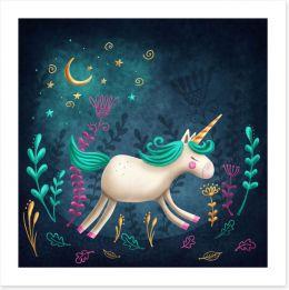 Magical Kingdoms Art Print 186198480