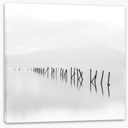 Jetty Stretched Canvas 187330319