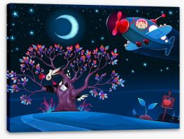 Magical Kingdoms Stretched Canvas 188181321