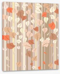 Autumn Stretched Canvas 18915619