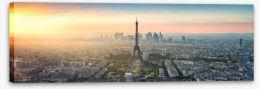 Paris Stretched Canvas 190502221