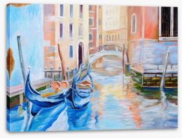 Venice Stretched Canvas 190818613