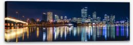 Perth Stretched Canvas 190866562