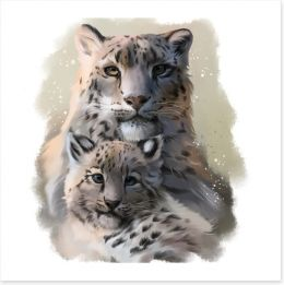 Animals Art Print 191528666
