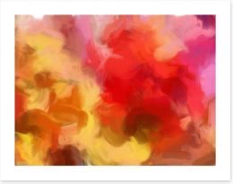Abstract Art Print 191692577