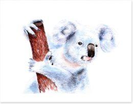 Animal Friends Art Print 191742316