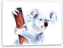 Animal Friends Stretched Canvas 191742316