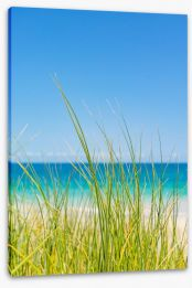 Beaches Stretched Canvas 195349179
