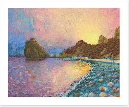 Impressionist Art Print 196279042