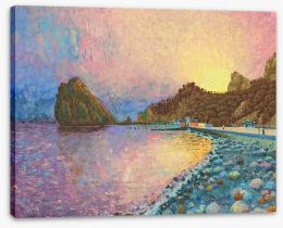 Impressionist Stretched Canvas 196279042