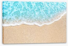 Beaches Stretched Canvas 196537505