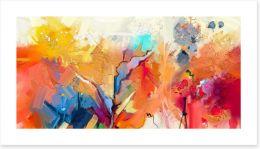 Abstract Art Print 197149932