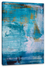 Winter blues Stretched Canvas 19791398
