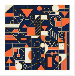 Art Deco Art Print 199234311