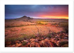 Outback Art Print 199877206