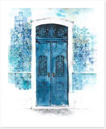 Home Office Art Print 199976987