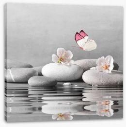 Zen Stretched Canvas 201272525