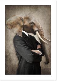 Surrealism Art Print 201544987