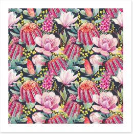 Flowers Art Print 202316145