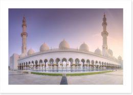 Architectural Art Print 203084543