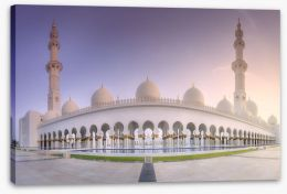 Architectural Stretched Canvas 203084543