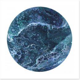 Abstract Art Print 203784585