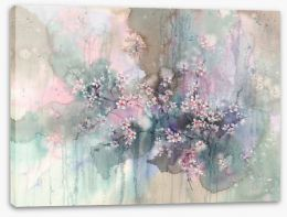 Watercolour Stretched Canvas 204911196