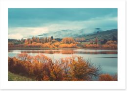 New Zealand Art Print 205330039