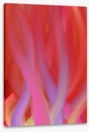 Abstract Stretched Canvas 205601322
