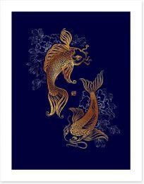 Chinese Art Art Print 207750435