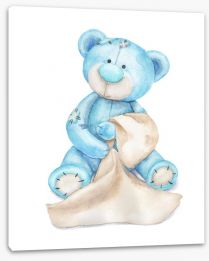 Teddy Bears Stretched Canvas 208573464