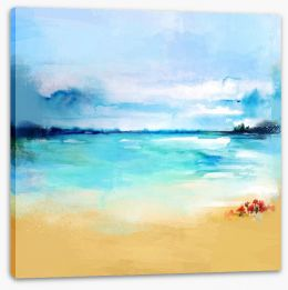 Beaches Stretched Canvas 208594380
