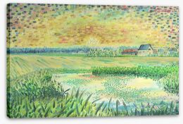 Impressionist Stretched Canvas 209628048