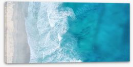 Beaches Stretched Canvas 209904146