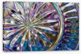 Abstract Stretched Canvas 210948551