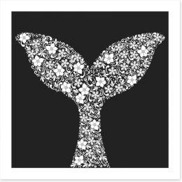 Black and White Art Print 211493302