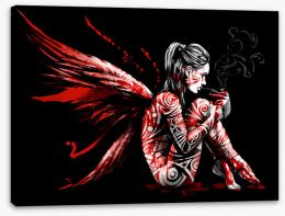 Fantasy Stretched Canvas 212413603