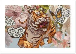 Animals Art Print 213886321