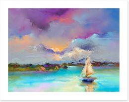Impressionist Art Print 214184617
