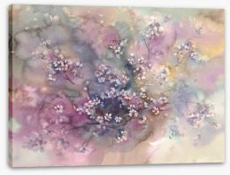 Spring Stretched Canvas 215122765