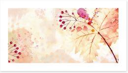 Autumn Art Print 215150573