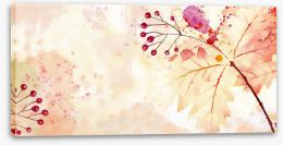Autumn Stretched Canvas 215150573