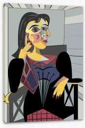 Cubism Stretched Canvas 215323792