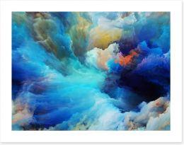 Abstract Art Print 215437276