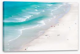 Beaches Stretched Canvas 216402808