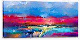 Abstract Stretched Canvas 216494553