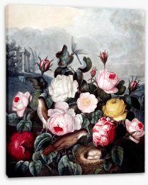Vintage Stretched Canvas 221107109