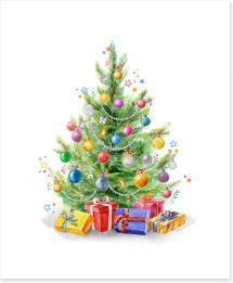 Christmas Art Print 221178559